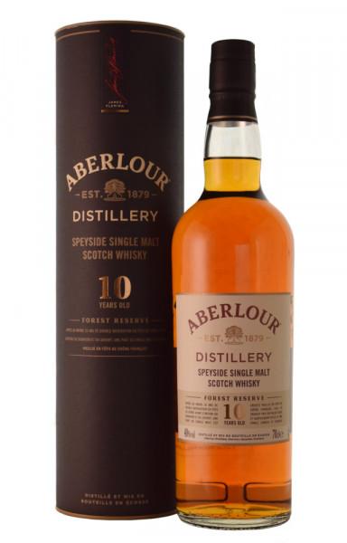 Aberlour 10 Jahre Speyside Forest Reserve Single Malt Scotch Whisky - 0,7L 40% vol