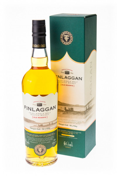 Finlaggan Old Reserve Islay Single Malt Scotch Whisky - 0,7L 40% vol