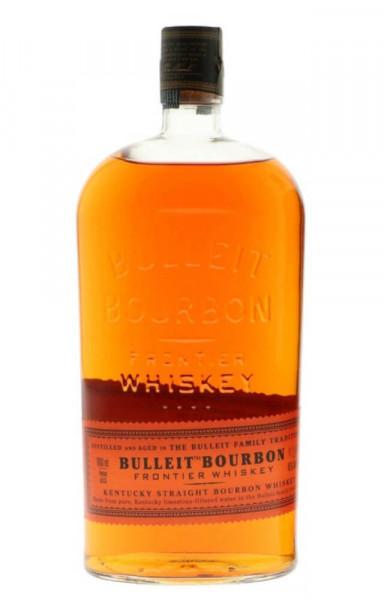 Bulleit Bourbon Whiskey Kentucky Straight Frontier Whiskey - 1 Liter 45% vol