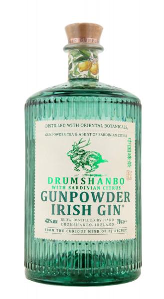 Gunpowder Irish Gin Sardinian Citrus Edition - 0,7L 43% vol