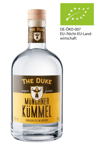 The Duke Münchner Kümmel - 0,5L 35% vol