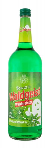 Boentes Waldgeist Waldmeisterlikör - 1 Liter 15% vol