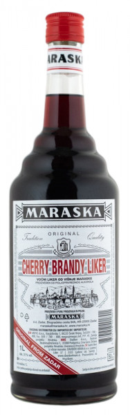 Maraska Cherry-Brandy Likör - 1 Liter 31% vol