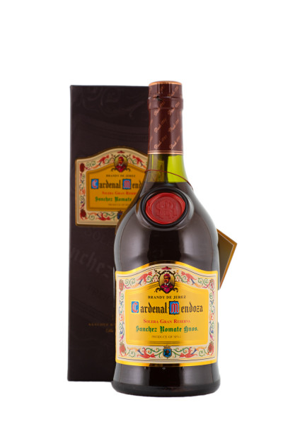 Cardenal Mendoza Brandy de Jerez - 0,7L 40% vol