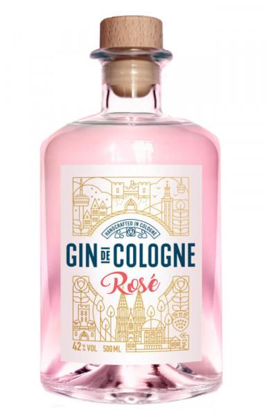 Gin de Cologne Rose - 0,5L 42% vol