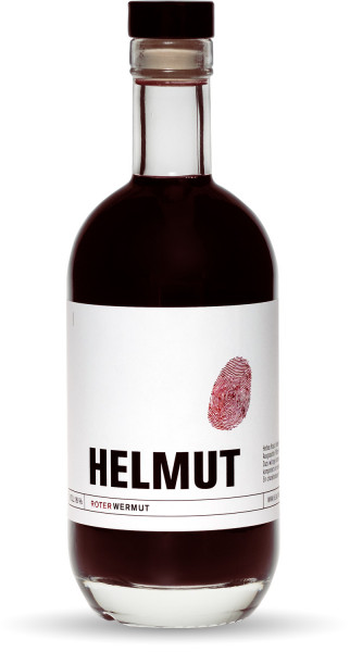 Helmut Wermut Der Rote - 0,75L 16% vol