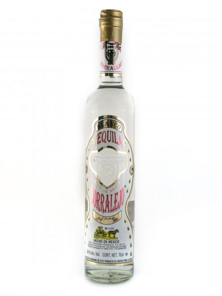 Corralejo blanco, Tequila - 38% vol - (1 Liter)