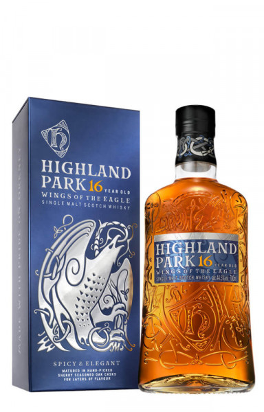 Highland Park 16 Jahre Wings of the Eagle - 0,7L 44,5% vol