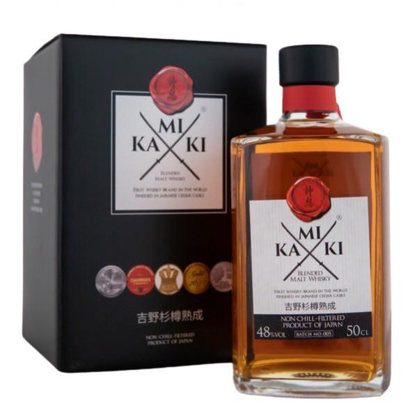 Kamiki Blended Scotch Whisky - 0,5L 48% vol