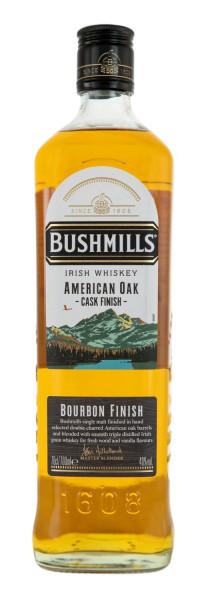 Bushmills Original American Oak Bourbon Cask Finish Irish Whiskey - 0,7L 40% vol