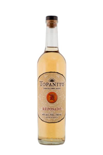 Topanito Reposado Tequila - 0,7L 40% vol