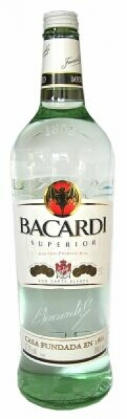 Bacardi 3l