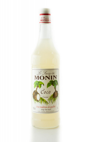 Monin Kokosnuss Cocos Sirup - 1 Liter