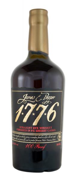 1776 Rye Whiskey Sherry Cask Finish - 0,7L 50% vol