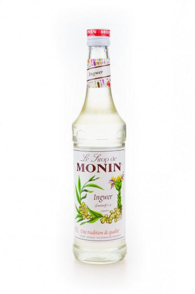 Monin Ingwer Gingembre Sirup - 0,7L