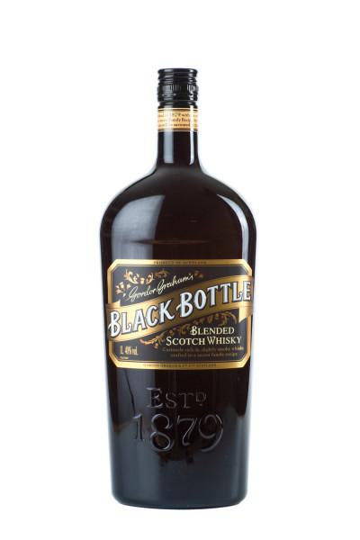 Black Bottle Blended Scotch Whisky - 1 Liter 40% vol