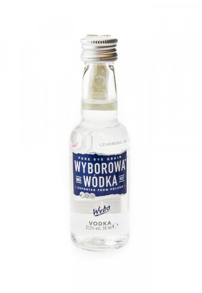 Wyborowa Wodka PET - 0,05L 37,5% vol