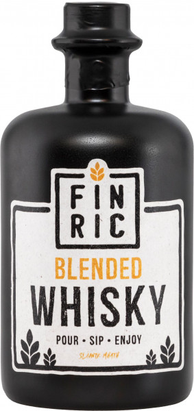 Finric Blended Whisky - 0,5L 40% vol