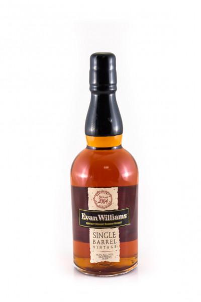 Evan Williams Single Barrel Kentucky Bourbon Whiskey 10809