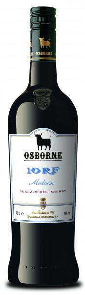Osborne Sherry 10 RF Medium - 0,75L 19% vol