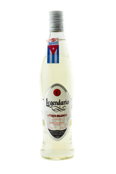 Legendario Anejo Blanco Rum - 0,7L 40% vol
