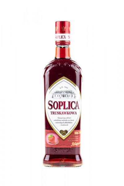 Soplica Truskawkowa Erdbeere - 0,5L 32% vol