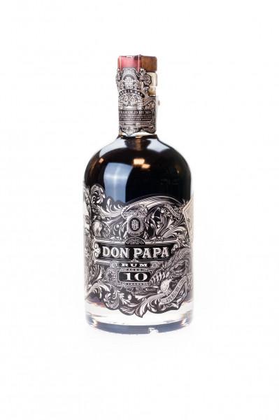 Don Papa 10 Jahre Rum - 0,7L 43% vol
