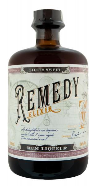 Remedy Elixir Rum Liqueur - 0,7L 34% vol