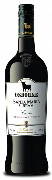Osborne Sherry Cream Santa Maria - 0,75L 19% vol