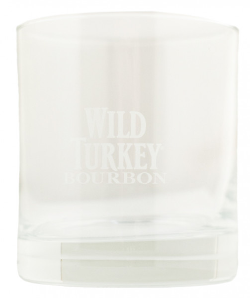 Wild Turkey Whiskey Tumbler