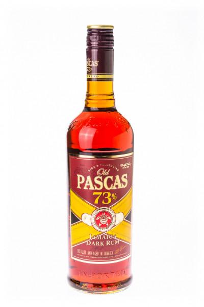Old Pascas 73 Rum Jamaica Dark - 0,7L 73% vol