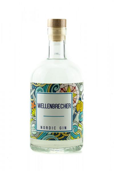 Wellenbrecher Nordic Gin - 0,7L 41% vol