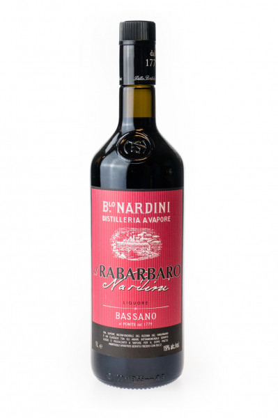 Nardini Rabarbaro - 1 Liter 19% vol