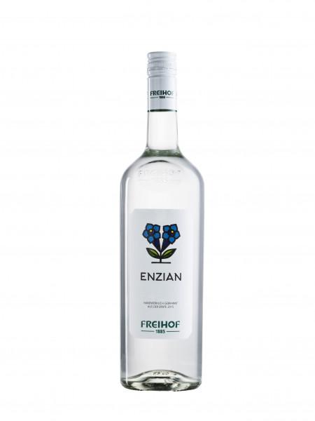Freihof 1885 Enzian - 1 Liter 38% vol