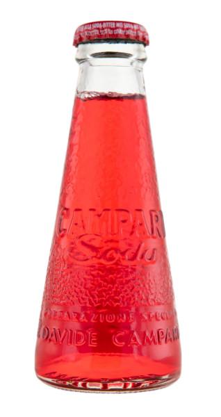 Campari Soda - 0,098L 10% vol