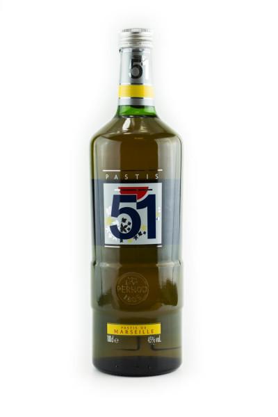 Pastis 51 - 1 Liter 45% vol