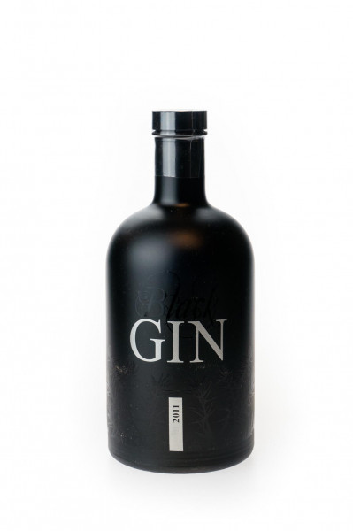 Gansloser Black Gin - 0,7L 45% vol