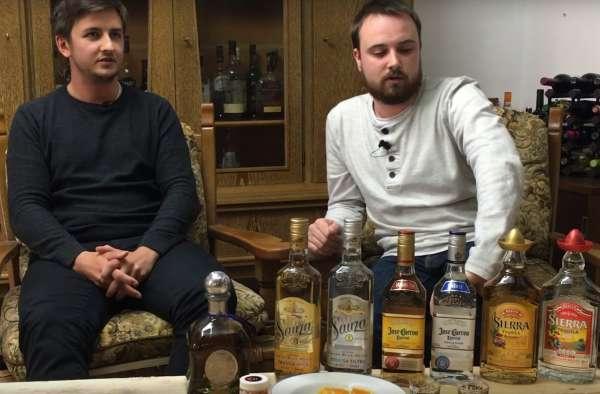 spass-mit-flaschen-tequila