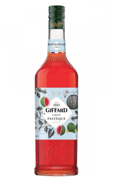 Giffard Wassermelone Sirup Pastèque - 1 Liter