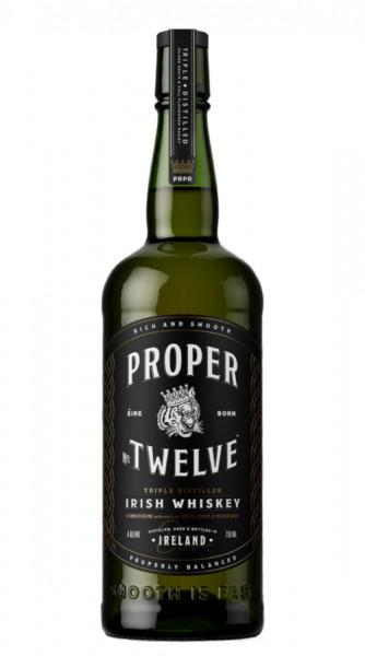 Proper No. Twelve Blended Irish Whiskey - 0,7L 40% vol