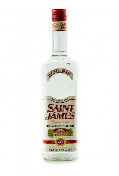 Saint James Imperial Blanc Rhum Martinique - 0,7L 40% vol