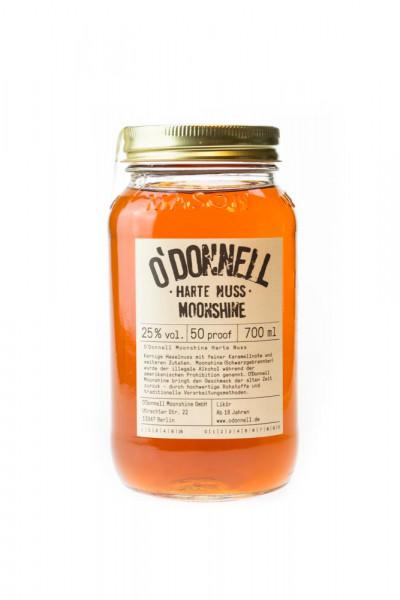ODonnell Moonshine Harte Nuss Likör - 0,7L 25% vol