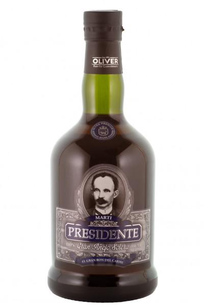 Presidente Gran Anejo Rum - 0,7L 40% vol