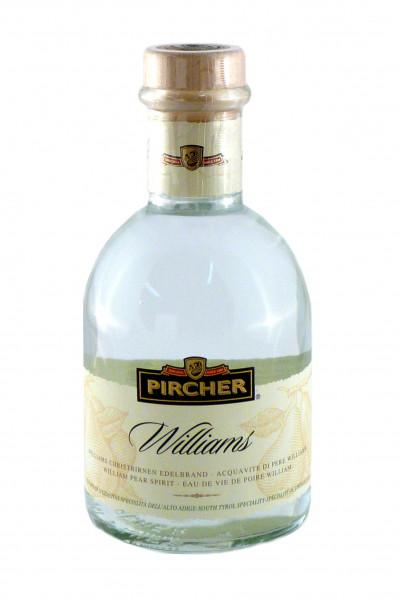 Pircher Williams Birne, Apothekerflasche Obstler - 40% vol - (0,7L)