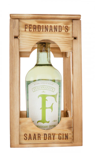 Ferdinands Gin 7th Anniversary Edition - 0,5L 44% vol