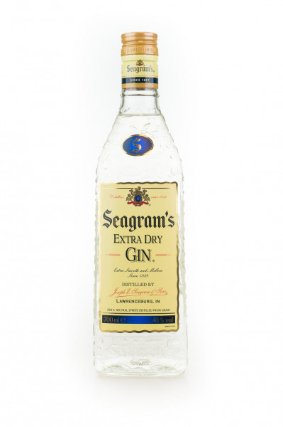 Seagrams Gin Extra Dry - 0,7L 40% vol