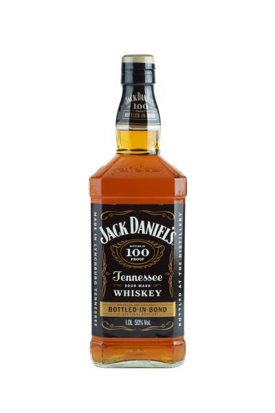 Jack Daniels Bottled in Bond Whiskey - 1 Liter 50% vol