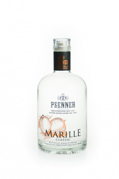 Psenner Marillenbrand - 0,7L 40% vol