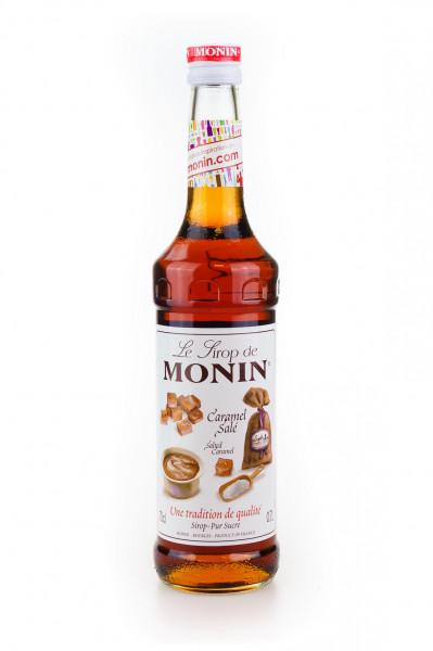 Monin Salted Caramel Salé Sirup - 0,7L