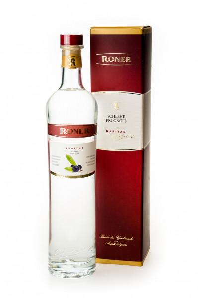 Roner Raritas Prugnole Schlehengeist - 0,5L 43% vol